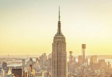 L'Empire State Building est le deuxième plus haut gratte-ciel de New York. Il fait aussi partie des sept merveilles du monde moderne. //©Franckreporter-IStockphoto