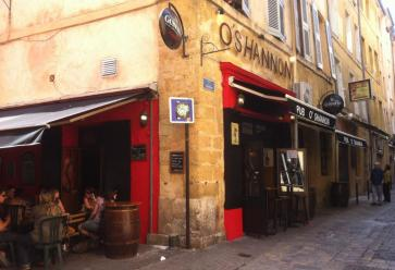 Le O'shannon : la pinte coûte seulement 3,50 € en happy-hour // © DR //©