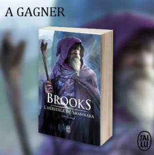Gagnez L'héritage de Shannara, l'intégrale, un livre signé Terry Brooks