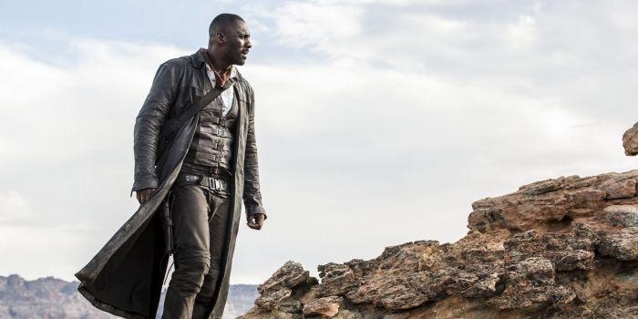 """La science-fiction et la fantasy sont des grandes sources d'inspiration pour le cinéma, comme ici Idris Elba dans """"La Tour sombre""""."""