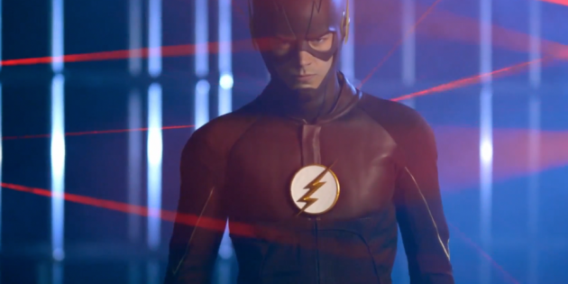 Que va-t-il arriver à Flash et aux siens cette saison ? //©CW network