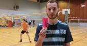 Entre badminton et volley, un sport qui pourrait vous plaire. //©L'Étudiant Trendy