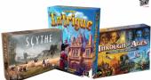 Des boîtes de jeux plutôt abordables qui animeront vos soirées. //©L'Étudiant Trendy