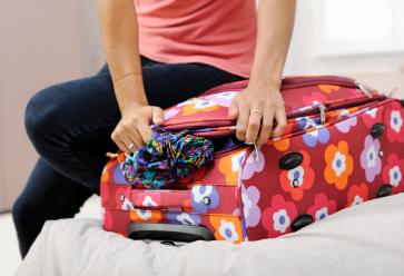Cap pour un semestre à l'étranger : n'oubliez pas de prendre… //©Highways Agency