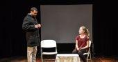 """""""Hors Jeux"""", pièce de théâtre de prévention, suit un groupe de collégiens, au collège et dans leurs familles. //©Compagnie Andromède"""