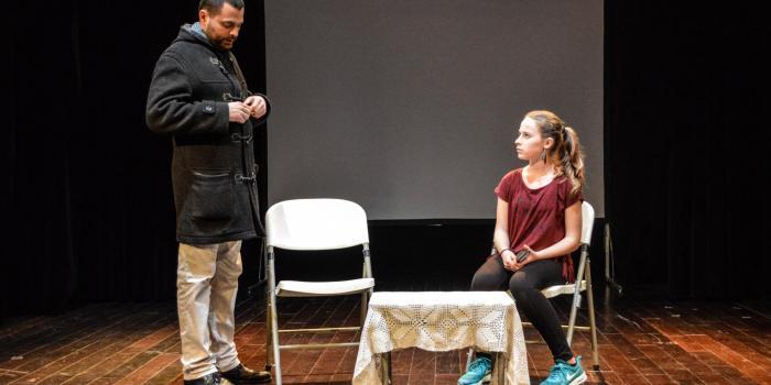 Harcèlement scolaire : le théâtre pour libérer la parole