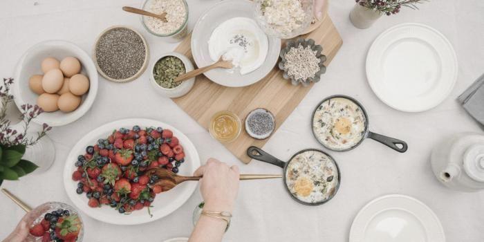 Food la recette du meilleur brunch entre potes l for Idee repas entre potes