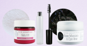 En quelques minutes, et pour un budget réduit, voici votre propre mascara ! //©Aroma Zone