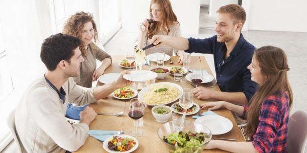 Les ingrédients ne manquent pas pour se faire de délicieux repas végétariens. //©PlainPicture