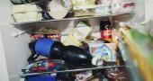 Le contenu de votre frigo, là, ça va pas du tout ! //©PlainPicture