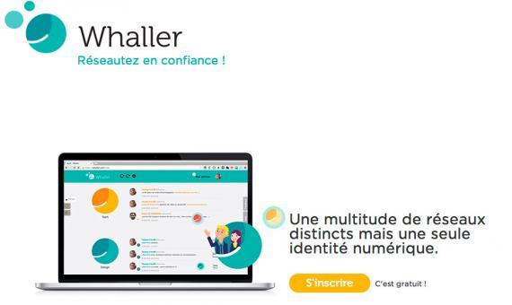 Whaller : créez votre réseau social étudiant personnalisé
