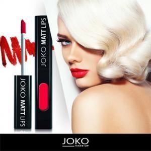 Gagnez votre rouge à lèvres mat Joko !