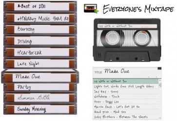 Everyone's Mixtape //©
