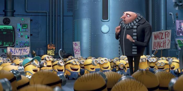 Des Minions, encore des Minions, ça fait pas trop de Minions, tout ça ?