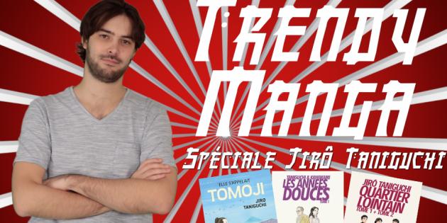 Un grand maître du manga nous a quitté le 11 février dernier. Trendy Manga lui rend hommage. //©L'Étudiant Trendy