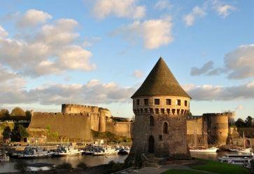 Brest serait une des villes étudiantes les moins chères de France… Profitez-en pour sortir ! //©flickr/Ranulf 1214