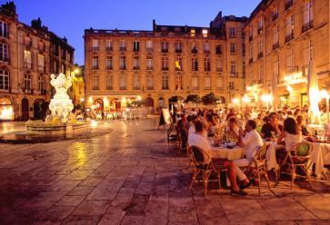 Bordeaux - Terrasses estivalesFPOINCET //©