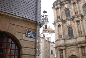 Les bonnes adresses des étudiants de Rennes - Motte Piquet //©