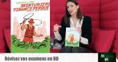 Breaking BD : des bandes dessinées pour réviser