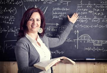 Ma mère est ma prof de mathsFotolia //©