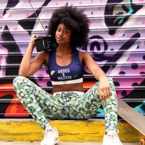 """Les Poulettes Fitness, le sportwear 100% made in France qui fait rimer """"Abdos"""" et """"Mojitos"""""""