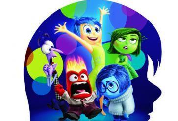 C'est le festival des émotions dans l'attente des résultats. //©Disney Pixar