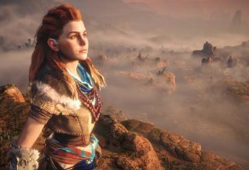 Multi-plates-formes ou exclusivités, tour d'horizon des jeux qui font d'ores et déjà saliver les gamers. (ici, Horizon Zero Dawn) //©Sony Computer Entertainment
