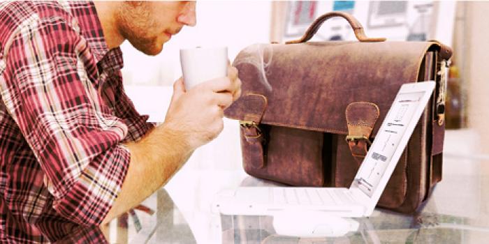 Messieurs, en quête d'un sac pour la fac ou le lycée ? / © Satchel Haven