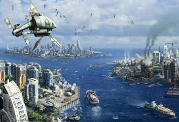 Quand le jeu vidéo se soucie de l'écologie - © Anno 2070 //©Anno 2070