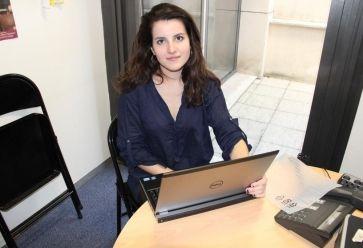 Gabrielle a testé l'ordinateur idéal pour étudiants //©