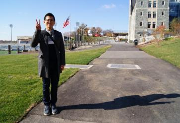 Campus Campaign - Georgetown - KyuchangDR //©
