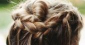 Une coiffure pas si compliquée à réaliser et qui fait son petit effet. //©Pinterest