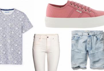 Pour homme ou pour femme, tenue estivale idéale ! //©l'Etudiant Trendy