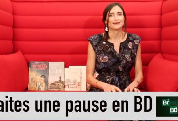Breaking BD vous propose un break en BD ! //©Stéphane Moret