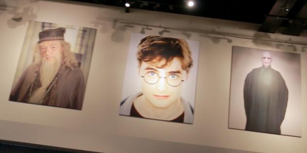Visite guidée des studios Harry Potter à Londres //©Stéphane Moret