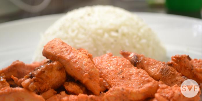 food recette du poulet tandoori l 39 etudiant trendy. Black Bedroom Furniture Sets. Home Design Ideas