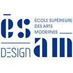 ESAM design, Ecole supérieure des Arts modernes