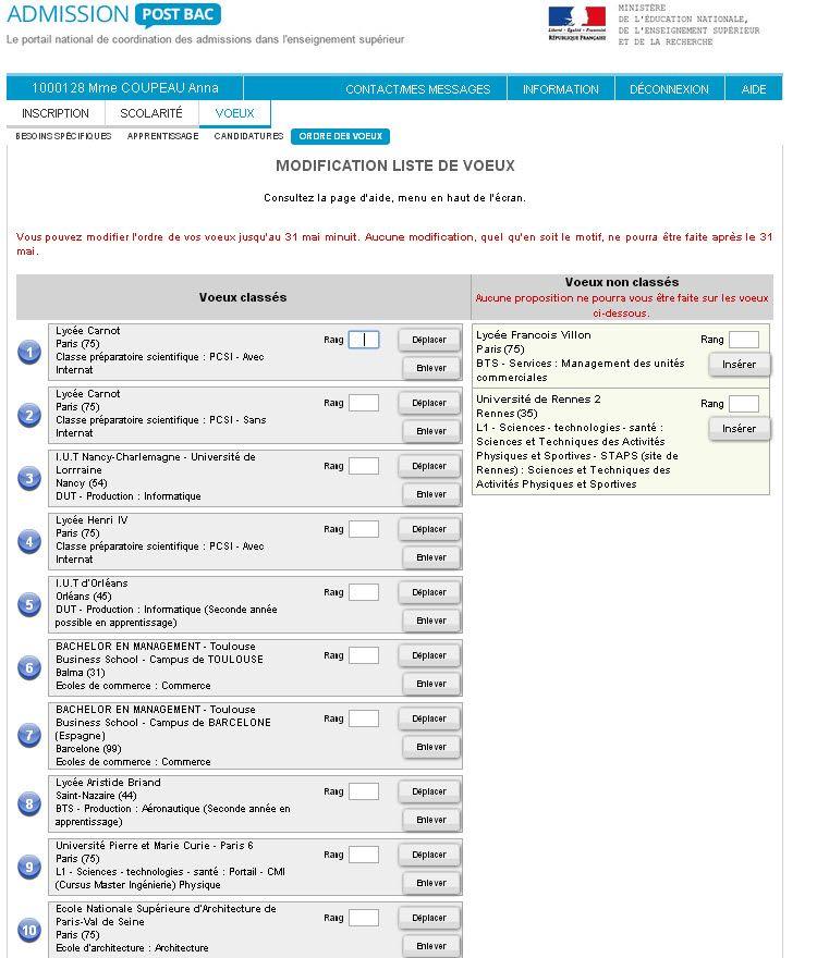 apb d u00e9crypt u00e9   comment se rep u00e9rer sur admission postbac