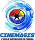 Logo de CINEMAGIS
