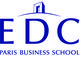 Logo de EDC Paris Business School