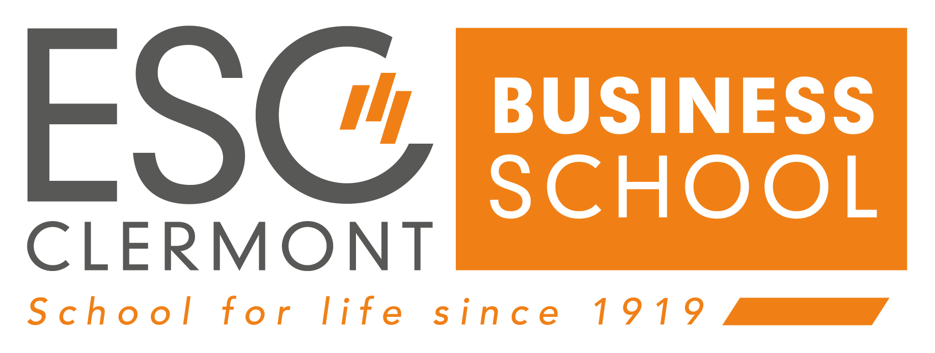 Logo de ESC CLERMONT BUSINESS SCHOOL