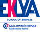 Logo de EKLYA, School of Business