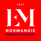 Logo de ECOLE DE MANAGEMENT DE NORMANDIE