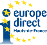Logo de EUROPE DIRECT HAUTS-DE-FRANCE