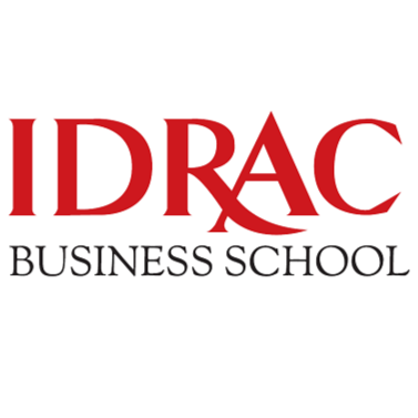 Logo de IDRAC BUSINESS SCHOOL