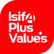 Logo de ISIFA PLUS VALUES