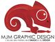 Logo de MJM GRAPHIC DESIGN