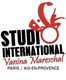 Logo de STUDIO International