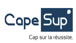 Logo de CAPE SUP