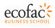 Logo de Ecofac Business School